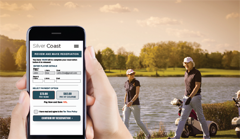 Advance Payment Tee Times – The Newest Addition to TEI's Tee Time Scheduling Software